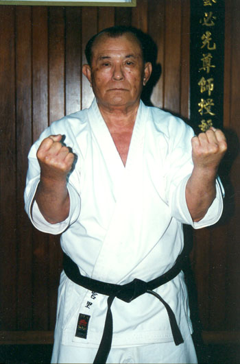 Goju-ryu karate - Okinawa Goju-ryu Karate-do Kyokai Finland